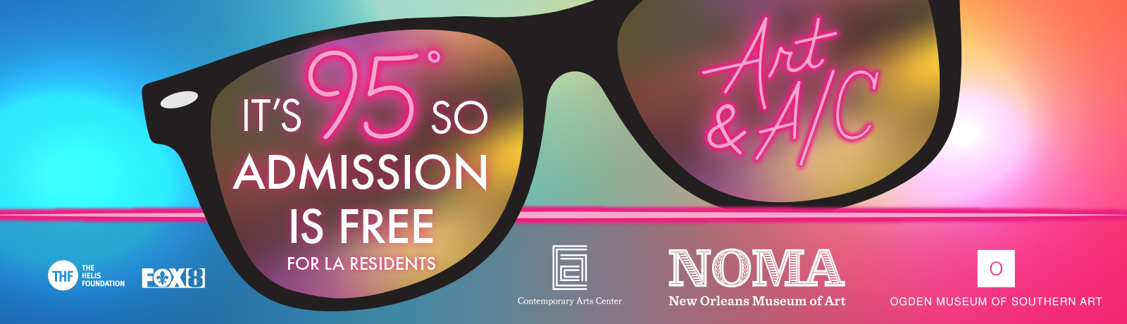 art and ac free admission to new orleans art institutions courtesy the helis foundation