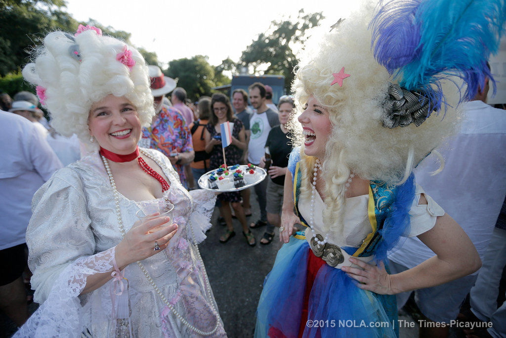 """NOLA.com: """"Bastille Day block party, free museum admission and more metro area community news"""""""